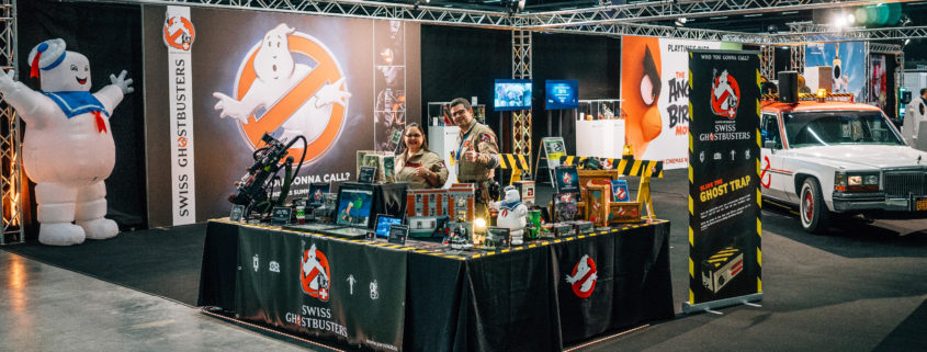 Swiss Ghostbusters @ Fantasy Basel Day 02